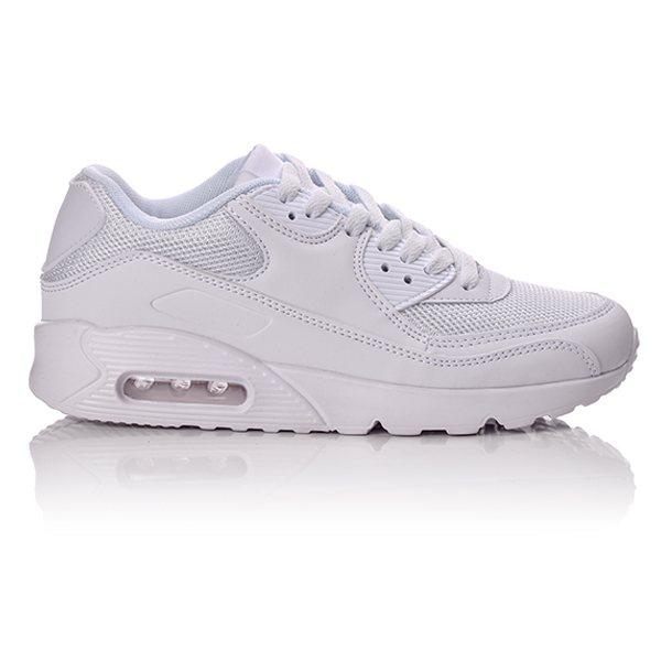6ac29dd6775 Σπορ Λευκά Αθλητικά Με Αερόσολα | BlackOut Shoes