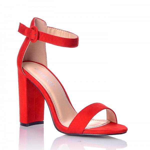 1e8e7c9124b Πέδιλα με τακούνι   BlackOut Shoes