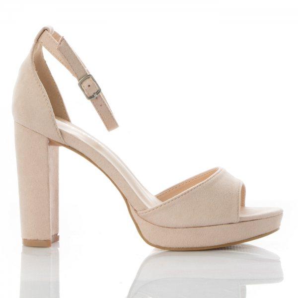 8897c052c72 Πέδιλα με τακούνι   BlackOut Shoes
